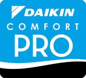 Daikin Comfort Pro Logo